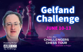 Gelfand Challenge sees 20 young stars fight to join Champions