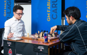 Sinquefield Cup 4: Caruana joins the leading pack