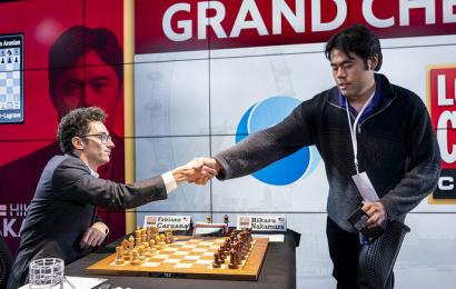 London, GCT Finale R1: Caruana bleibt hinter Carlsen die Nummer 2