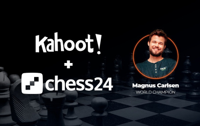 chess24 launches World of Chess on Kahoot! Academy