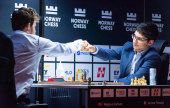 Norway Chess 6: Carlsen storms back to beat Firouzja