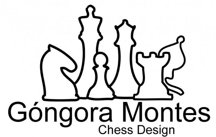 Invitación a curso en línea de ajedrez en español.