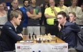 Caruana frena, pero gana el torneo