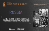 A History of Chess in Russia