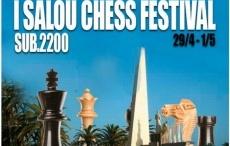 I Salou Chess Festival sub-2200