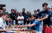 Euro Clubs 6: Carlsen still the no.1… just!
