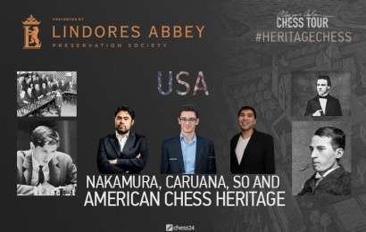 Nakamura, Caruana, So and American Chess Heritage