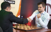 Côte d'Ivoire, Day 3: Carlsen crosses 2900