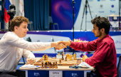 FIDE World Cup 6.2: It's Carlsen-Duda in the semis!