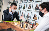 Sinquefield Cup 5: Xiong takes down Caruana